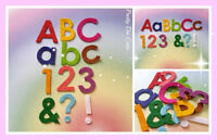 Die Cut felt letters (10), numbers, punctuation marks for crafts