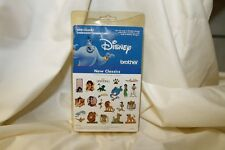 Disney New Classics Embroidery Design Card for Brother Disney Embroidery Machine
