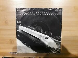 "Kraftwerk – Trans Europe Express /   Vinyl  7"" Single"