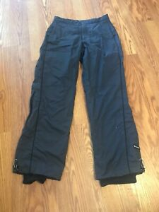 Columbia Women's Ski Snow Pants Lightweight Shell - Navy - Size M