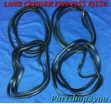 Toyota Land Cruiser FJ55 FJ50 FJ55v door weather strip rubber seal FJ55 SERIES