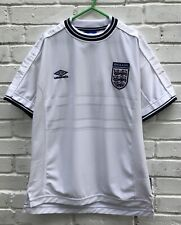 ENGLAND NATIONAL 19992001 HOME FOOTBALL JERSEY CAMISETA SOCCER SHIRT VINTAGE
