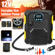 150 PSI Tire Inflator Car Air Pump Compressor Auto Electric Portable 12V DC Volt