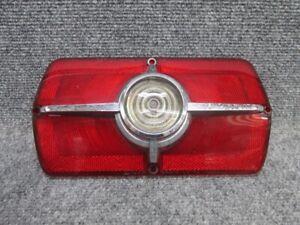 1965 Ford Fairlane Tail Light Brake Stop Light Lens - NORS