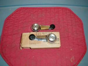 NOS MOPAR 1969-71 DODGE TRUCK INSIDE WINDOW HANDLES