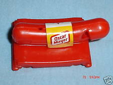 OLD TIME OSCAR MAYER WIENERMOBILE WHISTLE 1960'S CANADA