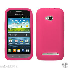 Samsung Galaxy Victory 4G LTE L300 SOFT SILICONE SKIN CASE COVER PINK