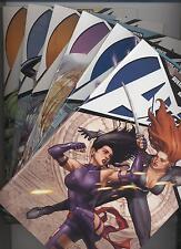 Avengers vs. x-men AVX (alemán) # 1+2+3+4+5+6 X-Men-Variant 2 completo-Panini