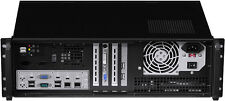 "3U 400W PSU(D:11.81"")(Wall/Rack mount Chassis)(ATX/ITX)(5.25""+3xHD Bay) Case NEW"