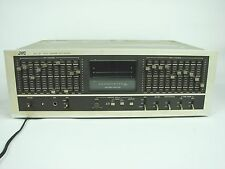 JVC SEA-80 SEA GRAPHIC EQUALIZER parts or repair Made in Japan