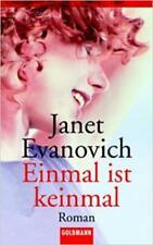 Janet Evanovich - Einmal Ist Keinmal #B1999299