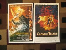 "Clash of the Titans  ( 11"" x 17"" ) Movie Collector's Poster Prints - B2G1F"