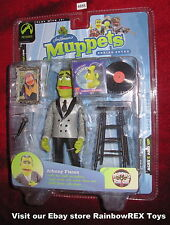 JOHNNY FIAMA with SHARK SKIN COAT The Muppets Show Series 7, Palisades 2004  #2