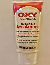 OXY Clinical Acne Treatment Clearing Treatment 1.25 oz (35.4 g)