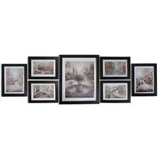 Foto Multi Foto Marco Para Pared Conjunto de 7 piezas, una 8x10, dos 5x7 Original