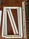 ge AHE18DXL2 air conditioner accordion panels photo