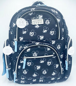 DISNEY BABY MICKEY MOUSE MULTI- PIECE DIAPER BAG SET NWT BACKPACK