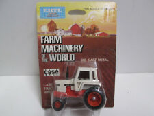 Ertl FARM MACHINERY OF THE WORLD CASE AGRI-KING Tractor 1/64 Scale MINT ON CARD