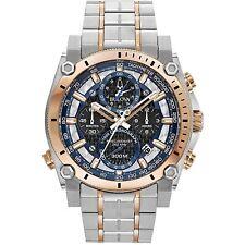 Bulova 98B317 Men's Precisionist Two Tone Wristwatch