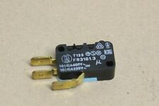Microswitch 3 Cosses Crouzet F83161.3 inverseurs levier a Rouleau