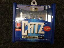 CATZ FET H3 Galaxy White Light Lamps Bulbs 4300K CB355  Pair 2 Bulbs