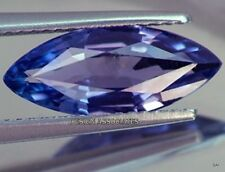 NATURAL TANZANITE 9x4.5 MARQUISE CUT VVS AAA