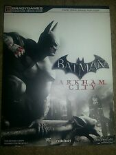Batman Arkham City Signature Series Guide by Warner Bros. Entertainment Staff...