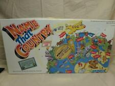 Penpals Game Worlwide Geography Game 1989 Educational Insights EI 3168 T0