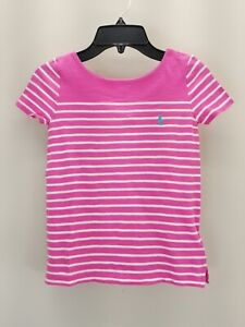 *NWT*Polo Ralph Lauren Kids girl 5-7T Stripe Cotton Short-sleeve Tees