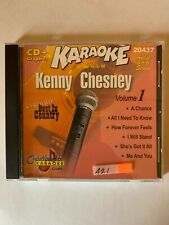 CHARTBUSTER ARTIST SERIES - 6+6 KENNY CHESNEY - 20437 - LOT 421 - USED