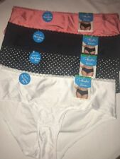 Playtex PSCHHL Cheeky Hipster Panty 4 Pairs Large