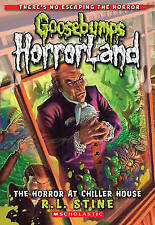 Horror at Chiller House (Goosebumps Horrorland)-ExLibrary