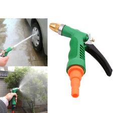 High Pressure Water Gun Spray Nozzle Car Garden Washing Extension Attachment LG