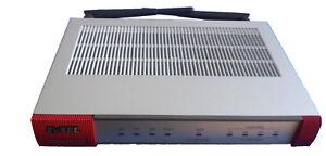ZyXEL Zywall Usg 20W USG20W Router Firewall #60