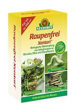 Neudorff Raupenfrei Xentari 25 g biologisch  für Kohlgemüse Wein und Kernobst