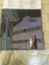 Depeche Mode -  Some Great Reward LP Vinyl  (Sire Records) VG