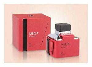 Flavia Mega Woman 3.4 oz Eau De Parfum Spray For Women ORIGINAL NEW