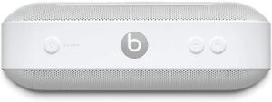 Beats by Dr. Dre Pill Plus + Bluetooth Speaker - White (ML4P2ZM/B)