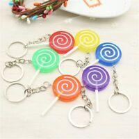 Shaped Handbag Pendant Women Fashion Jewelry Key Holder Key Ring Key Chain