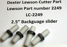 2249 Dexter Lawson Table Sliders LC2249