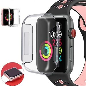 Apple iWatch Series 6 5 4 3 2 1 Protector Cover Case Screen Protector 38 - 44mm