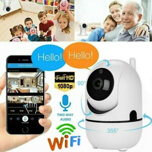 Mini 1080P HD IP Kamera WLAN Wireless Wifi Camera Überwachungskamera IP Netzwerk