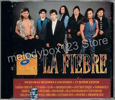 Grupo La Fiebre Nuestras Mejores Canciones CD EMI 1993 Tejano Norteno Tex Mex