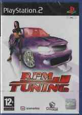 RPM TUNING PS2 NEUF SOUS BLISTER D'ORIGINE VF