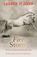 03 Fire Storm (The One Dollar Horse), St John, Lauren, New