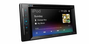 "Pioneer AVH-240EX Bluetooth 6.2"" Touchscreen WVGA DVD In-Dash Car Receiver"