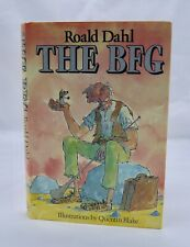 The BFG by Roald Dahl, First Edition/First Printing, 1982