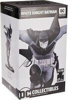 White Knight Batman Statue by DC Direct Batman Black & White by Sean Murphy