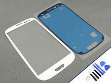 Cristal frontal para Samsung Galaxy s3 blanco cristal display pantalla táctil nuevo & OVP