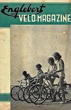 Englebert VELO-MAGAZINE       ---numéro 26 daté de Juillet 1953---